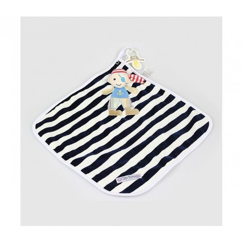 Naninha Blanket Cetim Pirata