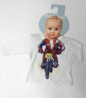 Camiseta Manga Longa Malha Bicecross