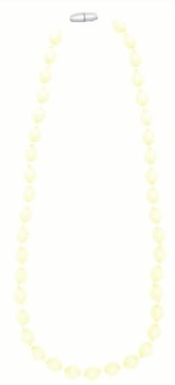 Colar Pega Pega Amarelo