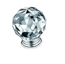 Puxador Diamante de Acrílico 30