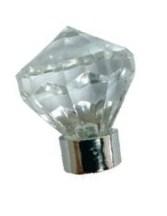 Puxador Diamante de Poliuretano 40