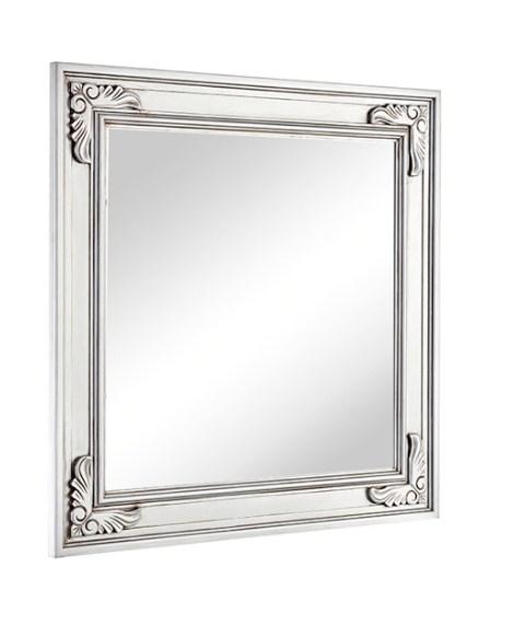Espelho Ópera Garnier Prata