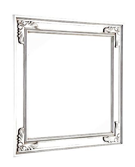 Espelho Ópera Garnier Branco