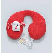 Protetor de Pescoço Listrado Baby