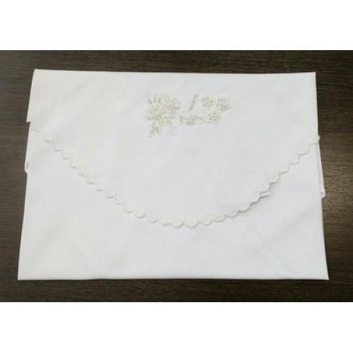 Vira Manta Luxo Branco